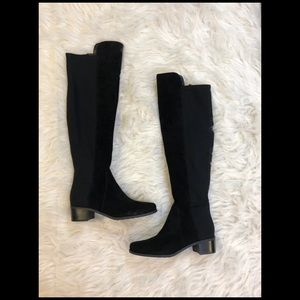NWOT Marc Fisher Suede Leather Boots